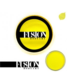 Schminkfarbe Fusion Bodyart bright yellow 32gr
