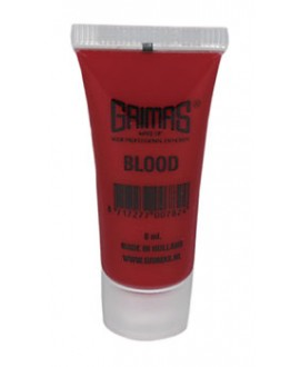 Grimas Blut in Tube