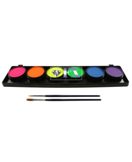 Diamond FX Palette 6 couleurs NEON