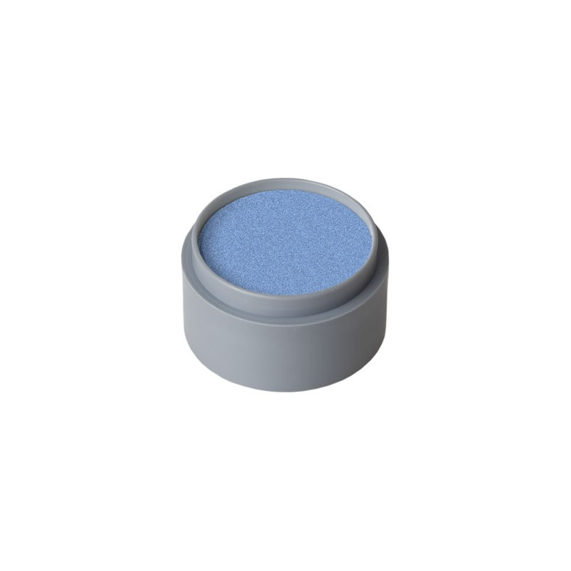 Grimas Schminke perlmutt 15ml blau 730