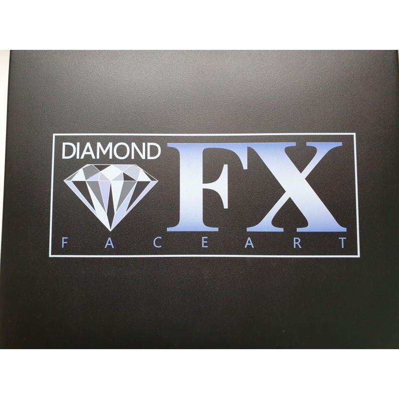 Diamond FX leere Palette für Split-Cakes 12 x 50gr