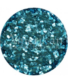 Paillettes Biodégradables Ocean Blue 15gr. - T.040