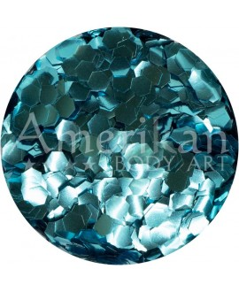 Paillettes Biodégradables Ocean Blue 15gr. - T.0.94