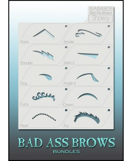 Bam Pax Bam Ass Brows Showy