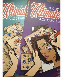 The Ultimate - Face painting Guide - Set Band 1&2