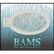 Bad Ass 3009 - Zebra Streifen