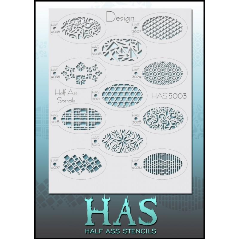 Half Ass 5003 Design
