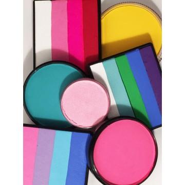 Farben auf Wasserbasis