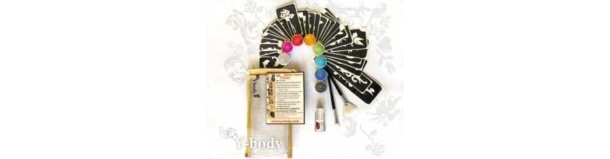 Tattoo - Kits und -Sets