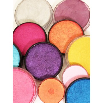 Metallschimmer Farben