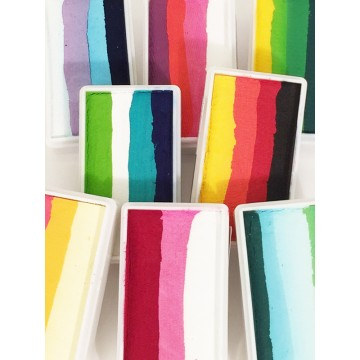 Petites couleurs multicolores