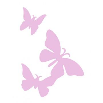 Papillons - Oiseaux