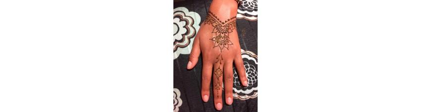 Henna und Jagua Tattoo