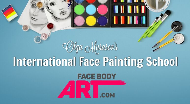 Olga Murasev's International Face Painting School